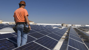 Renewable Energy Jobs are an Exception in Down Job Market