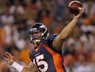tim tebow denver broncos