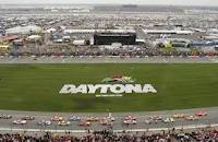 daytona 500 status, new start time announced for monday night