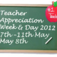 "<!-- AddThis Sharing Buttons above -->                 <div class=""addthis_toolbox addthis_default_style "" addthis:url='http://newstaar.com/2012-national-teacher-appreciation-day-and-week-celebrated-today/355747/'   >                     <a class=""addthis_button_facebook_like"" fb:like:layout=""button_count""></a>                     <a class=""addthis_button_tweet""></a>                     <a class=""addthis_button_pinterest_pinit""></a>                     <a class=""addthis_counter addthis_pill_style""></a>                 </div>While the exact date for teacher appreciation day varies from year to year, the day is traditionally celebrated on the Tuesday of the first full week in May. For 2012 Teacher Appreciation Day is Tuesday the 8th of May and may also be celebrated all […]<!-- AddThis Sharing Buttons below -->                 <div class=""addthis_toolbox addthis_default_style addthis_32x32_style"" addthis:url='http://newstaar.com/2012-national-teacher-appreciation-day-and-week-celebrated-today/355747/'  >                     <a class=""addthis_button_preferred_1""></a>                     <a class=""addthis_button_preferred_2""></a>                     <a class=""addthis_button_preferred_3""></a>                     <a class=""addthis_button_preferred_4""></a>                     <a class=""addthis_button_compact""></a>                     <a class=""addthis_counter addthis_bubble_style""></a>                 </div>"