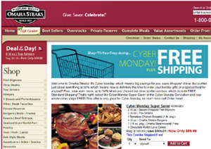 Free Shipping Offer | September Find quality hand-cut steaks, food gifts, seafood, wine and great side dishes at Omaha Steaks. Shop through this link today and enjoy free shipping /5(29).