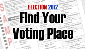 Where to find your polling place to vote for president