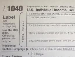 IRS Announces Dates for Accepting 2012 Tax Returns and Tax Filing Online