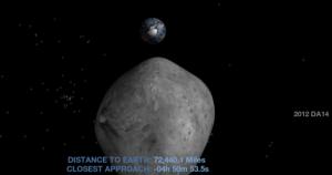 nasa feed asteroid - photo #9