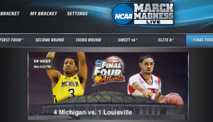 Viewers can Watch NCAA Men's Basketball Championship Game Online and via Mobile Devices
