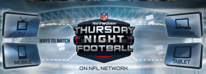NFL Network Lets Fans Watch Thursday Night Football Live Online