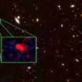 "<!-- AddThis Sharing Buttons above -->                 <div class=""addthis_toolbox addthis_default_style "" addthis:url='http://newstaar.com/astronomers-discover-the-most-distant-galaxy-ever-seen-in-our-universe/358928/'   >                     <a class=""addthis_button_facebook_like"" fb:like:layout=""button_count""></a>                     <a class=""addthis_button_tweet""></a>                     <a class=""addthis_button_pinterest_pinit""></a>                     <a class=""addthis_counter addthis_pill_style""></a>                 </div>Astronomers working together from Texas A&M University and the University of Texas have recently discovered the most distant Galaxy ever seen by astronomers. Additionally, the Galaxy (z8_GND_5296) as viewed from 13 billion light years away is also a look at perhaps one of the earliest […]<!-- AddThis Sharing Buttons below -->                 <div class=""addthis_toolbox addthis_default_style addthis_32x32_style"" addthis:url='http://newstaar.com/astronomers-discover-the-most-distant-galaxy-ever-seen-in-our-universe/358928/'  >                     <a class=""addthis_button_preferred_1""></a>                     <a class=""addthis_button_preferred_2""></a>                     <a class=""addthis_button_preferred_3""></a>                     <a class=""addthis_button_preferred_4""></a>                     <a class=""addthis_button_compact""></a>                     <a class=""addthis_counter addthis_bubble_style""></a>                 </div>"