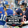 "As the Chicago Bears gear up to take on the New York Giants in Thursday Night Football tonight, the NFL Network will broadcast the game to thousands of fans on television. Additionally, viewers can also watch Thursday Night Football online via live video stream from […]<!-- AddThis Sharing Buttons below -->                 <div class=""addthis_toolbox addthis_default_style addthis_32x32_style"" addthis:url='http://newstaar.com/nfl-network-to-also-let-football-fans-watch-thursday-night-football-online-bear-giants/358798/' addthis:title='NFL Network to also let Football Fans Watch Thursday Night Football Online: Bears – Giants' >                     <a class=""addthis_button_preferred_1""></a>                     <a class=""addthis_button_preferred_2""></a>                     <a class=""addthis_button_preferred_3""></a>                     <a class=""addthis_button_preferred_4""></a>                     <a class=""addthis_button_compact""></a>                     <a class=""addthis_counter addthis_bubble_style""></a>                 </div>"