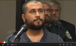 George Zimmerman Court Hearing Video from Today Online after Yesterday's Arrest on domestic Violence Charges