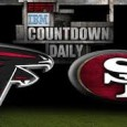 It's a must win game for the 49ers as San Francisco takes on the Atlanta Falcons at Candlestick Park on ESPN's Monday Night Football. In addition to the ESPN television and radio broadcast, fans can tune in online to watch the Monday Night Football game...