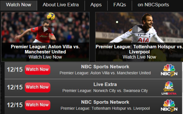 To get the free access to watch premier league soccer online viewers