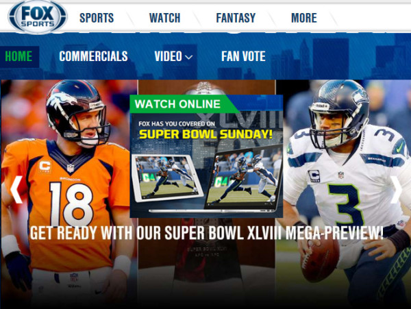 If you don't have access to watch the Super Bowl on TV, there are ways to stream it online