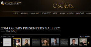 2014 Oscar Awards on Sunday – List of Presenters Revealed for Fans