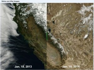 California Drought May Get Some Relief from NASA Science Resources