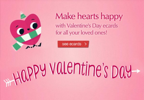 free online valentines day ecards greeting card
