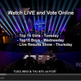 Season 13 of American Idol moves into the live shows airing 3 nights a week on Tuesday, Wednesday and Thursday as the top 30 contestants perform live for your votes. Idol fans can watch American Idol performances and vote online for your favorites as America's...