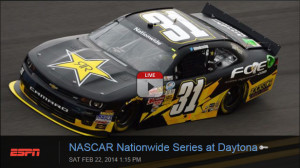 Watch Daytona NASCAR Online – Live Video of Today's Nationwide Series 300