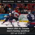 "<!-- AddThis Sharing Buttons above -->                 <div class=""addthis_toolbox addthis_default_style "" addthis:url='http://newstaar.com/watch-olympic-hockey-online-usa-vs-canada-mens-semi-final-game-free-live-and-replay-video-streams/359962/'   >                     <a class=""addthis_button_facebook_like"" fb:like:layout=""button_count""></a>                     <a class=""addthis_button_tweet""></a>                     <a class=""addthis_button_pinterest_pinit""></a>                     <a class=""addthis_counter addthis_pill_style""></a>                 </div>Only one game away from a medal game in the 2014 Winter Olympics, the USA Men's hockey team plays Canada in a Semi-final match on the ice today. For the winner, a gold or silver medal awaits, the loser will play for bronze. Thanks to […]<!-- AddThis Sharing Buttons below -->                 <div class=""addthis_toolbox addthis_default_style addthis_32x32_style"" addthis:url='http://newstaar.com/watch-olympic-hockey-online-usa-vs-canada-mens-semi-final-game-free-live-and-replay-video-streams/359962/'  >                     <a class=""addthis_button_preferred_1""></a>                     <a class=""addthis_button_preferred_2""></a>                     <a class=""addthis_button_preferred_3""></a>                     <a class=""addthis_button_preferred_4""></a>                     <a class=""addthis_button_compact""></a>                     <a class=""addthis_counter addthis_bubble_style""></a>                 </div>"