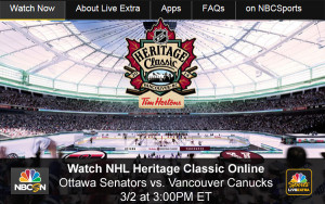 live hockey stream