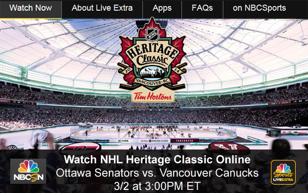 Watch nhl live free