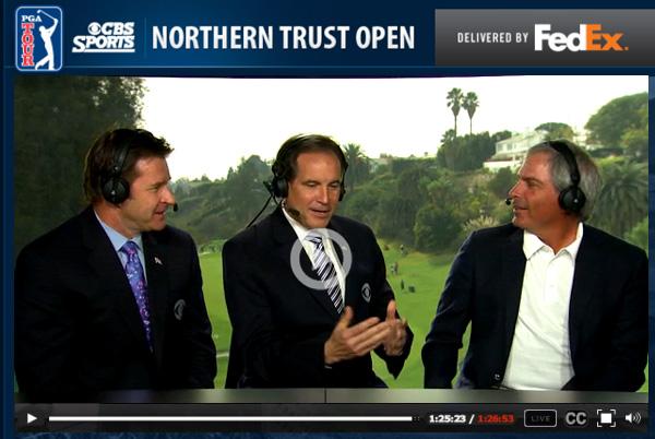Watch Northern Trust Open Online – Live Video PGA Golf Final Round from Riviera