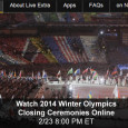 "<!-- AddThis Sharing Buttons above -->                 <div class=""addthis_toolbox addthis_default_style "" addthis:url='http://newstaar.com/watch-olympic-closing-ceremonies-online-free-live-and-replay-video-stream-from-sochi/3510004/'   >                     <a class=""addthis_button_facebook_like"" fb:like:layout=""button_count""></a>                     <a class=""addthis_button_tweet""></a>                     <a class=""addthis_button_pinterest_pinit""></a>                     <a class=""addthis_counter addthis_pill_style""></a>                 </div>After weeks of exciting sports drama, the 2014 Winter Olympics in Sochi come to an official end tonight. For anyone away from a television, it is possible to watch the Olympic closing ceremonies online via live and replay video stream. The online video stream from […]<!-- AddThis Sharing Buttons below -->                 <div class=""addthis_toolbox addthis_default_style addthis_32x32_style"" addthis:url='http://newstaar.com/watch-olympic-closing-ceremonies-online-free-live-and-replay-video-stream-from-sochi/3510004/'  >                     <a class=""addthis_button_preferred_1""></a>                     <a class=""addthis_button_preferred_2""></a>                     <a class=""addthis_button_preferred_3""></a>                     <a class=""addthis_button_preferred_4""></a>                     <a class=""addthis_button_compact""></a>                     <a class=""addthis_counter addthis_bubble_style""></a>                 </div>"