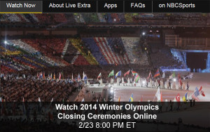 Watch Olympic Closing Ceremonies Online – Free Live and Replay Video Stream from Sochi