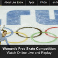 "<!-- AddThis Sharing Buttons above -->                 <div class=""addthis_toolbox addthis_default_style "" addthis:url='http://newstaar.com/watch-olympics-online-womens-figure-skating-finals-free-skating-today-with-live-and-replay-video-streams/359953/'   >                     <a class=""addthis_button_facebook_like"" fb:like:layout=""button_count""></a>                     <a class=""addthis_button_tweet""></a>                     <a class=""addthis_button_pinterest_pinit""></a>                     <a class=""addthis_counter addthis_pill_style""></a>                 </div>After the short program last night in women's figure skating, Yuna Kim currently sits in the lead. Today the women make their final bid for singles gold on the ice in Sochi as they compete in the free skate program. If you can't watch is […]<!-- AddThis Sharing Buttons below -->                 <div class=""addthis_toolbox addthis_default_style addthis_32x32_style"" addthis:url='http://newstaar.com/watch-olympics-online-womens-figure-skating-finals-free-skating-today-with-live-and-replay-video-streams/359953/'  >                     <a class=""addthis_button_preferred_1""></a>                     <a class=""addthis_button_preferred_2""></a>                     <a class=""addthis_button_preferred_3""></a>                     <a class=""addthis_button_preferred_4""></a>                     <a class=""addthis_button_compact""></a>                     <a class=""addthis_counter addthis_bubble_style""></a>                 </div>"