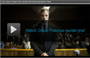 Watch Oscar Pistorius 'Blade Runner' Murder Trial Online Live Video Stream