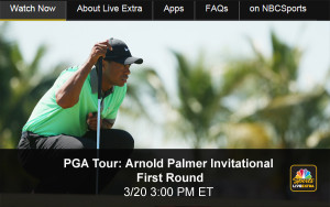Watch Online: Bay Hill Arnold Palmer Invitational - Live Video Stream of PGA Tournament