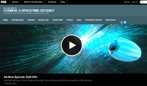 Watch COSMOS Online: New Episode 4 and Replays of Past Episodes