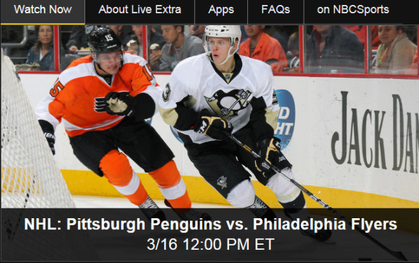 pens game live stream radio