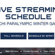 "<!-- AddThis Sharing Buttons above -->                 <div class=""addthis_toolbox addthis_default_style "" addthis:url='http://newstaar.com/watch-sochi-2014-paralympics-online-video-stream-live-and-replay-coverage-begins-today/3510089/'   >                     <a class=""addthis_button_facebook_like"" fb:like:layout=""button_count""></a>                     <a class=""addthis_button_tweet""></a>                     <a class=""addthis_button_pinterest_pinit""></a>                     <a class=""addthis_counter addthis_pill_style""></a>                 </div>The Winter Games in Sochi continue today as the Opening Ceremony of the 2014 Paralympics took place. NBCSN will carry television coverage of many of the events, but to there is a way to watch all of the 2014 Paralympics online via live video streams […]<!-- AddThis Sharing Buttons below -->                 <div class=""addthis_toolbox addthis_default_style addthis_32x32_style"" addthis:url='http://newstaar.com/watch-sochi-2014-paralympics-online-video-stream-live-and-replay-coverage-begins-today/3510089/'  >                     <a class=""addthis_button_preferred_1""></a>                     <a class=""addthis_button_preferred_2""></a>                     <a class=""addthis_button_preferred_3""></a>                     <a class=""addthis_button_preferred_4""></a>                     <a class=""addthis_button_compact""></a>                     <a class=""addthis_counter addthis_bubble_style""></a>                 </div>"