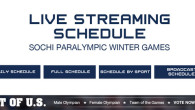 The Winter Games in Sochi continue today as the Opening Ceremony of the 2014 Paralympics took place. NBCSN will carry television coverage of many of the events, but to there is a way to watch all of the 2014 Paralympics online via live video streams...