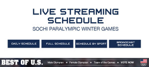 Watch Sochi 2014 Paralympics Online Video Stream – Live and Replay Coverage Begins Today