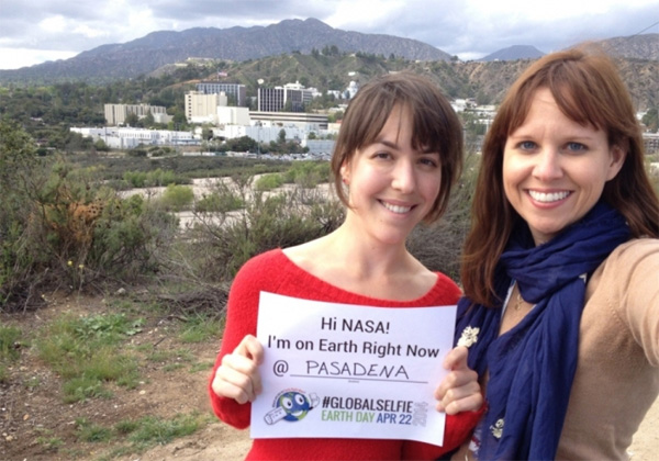 "NASA Announces ""Global Selfie"" Earth Day Celebration Event"
