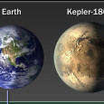 "While NASA's Kepler Space Telescope has uncovered an unbelievable number of planets outside of our solar system in recent years, today's discovery of a planet dubbed Kepler-186f is the first Earth-size planet found orbiting a star in the ""habitable zone"" like our Earth does. This..."