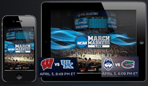 Watch Final Four Online - NCAA Basketball Men's Semifinal Games Live Video of Florida vs. UConn and Kentucky vs. Wisconsin