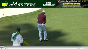 Watch Live: 2014 Masters Online Video Stream from CBS Sports continues with 3rd Round Play