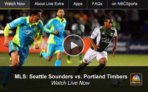 Online: Seattle Sounders vs. Portland Timbers Free Live Video Stream