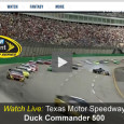 "<!-- AddThis Sharing Buttons above -->                 <div class=""addthis_toolbox addthis_default_style "" addthis:url='http://newstaar.com/watch-duck-commander-500-online-live-nascar-sprint-cup-series-video-stream-texas-motor-speedway/3510406/'   >                     <a class=""addthis_button_facebook_like"" fb:like:layout=""button_count""></a>                     <a class=""addthis_button_tweet""></a>                     <a class=""addthis_button_pinterest_pinit""></a>                     <a class=""addthis_counter addthis_pill_style""></a>                 </div>The Sprint Cup series continues Sunday as NASCAR drivers take to the track at the Texas Motor Speedway for the Duck Commander 500. FOX's coverage of the race begins at 2:30pm eastern, with the start scheduled for 3:00pm. FOX is allowing NASCAR fans to watch […]<!-- AddThis Sharing Buttons below -->                 <div class=""addthis_toolbox addthis_default_style addthis_32x32_style"" addthis:url='http://newstaar.com/watch-duck-commander-500-online-live-nascar-sprint-cup-series-video-stream-texas-motor-speedway/3510406/'  >                     <a class=""addthis_button_preferred_1""></a>                     <a class=""addthis_button_preferred_2""></a>                     <a class=""addthis_button_preferred_3""></a>                     <a class=""addthis_button_preferred_4""></a>                     <a class=""addthis_button_compact""></a>                     <a class=""addthis_counter addthis_bubble_style""></a>                 </div>"