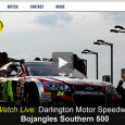 On Saturday, the NASCAR Sprint Cup series starts a day early and heads toward prime time as top racers compete at Darlington in the Bojangles Southern 500. The live race action begins at 6:30pm eastern coverage beginning on FOX at 6pm and NASCAR Raceday coverage...