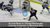 The 2014 NHL Stanley Cup Playoffs continue today with game 2 between the Chicago Blackhawks and St. Louis Blues this afternoon, followed by the Minnesota Wild vs. Colorado Avalanche also playing their second playoff match. Thanks to NBC Sports extended coverage, mobile viewers can also...