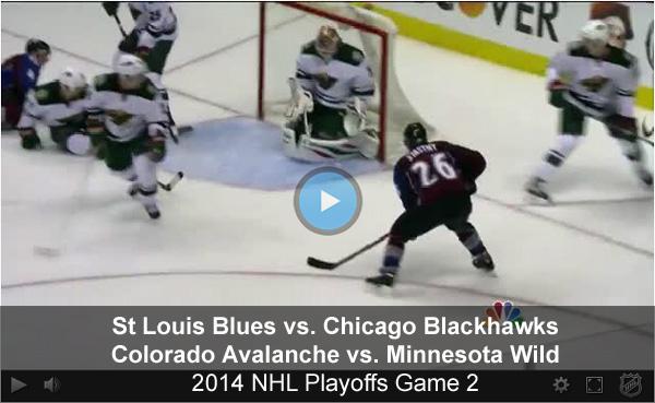 NHL Playoffs TV & Online
