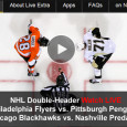 With only days to go until the quarterfinals begin in the NHL, there is so much at stake to many teams with Playoff hopes. Among them, the Philadelphia Flyers hope to make up ground as they face the Pittsburgh Penguins this afternoon. This evening is...