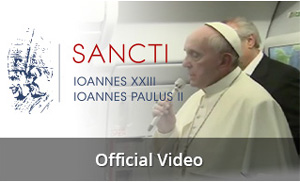 Watch Pope Canonization Live Video Stream Online as Pope John Paul II and Pope John XXIII Become Saints