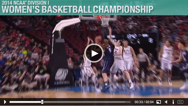 Watch Women's NCAA Basketball Championship Online via Free Live Video Stream