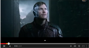 "watch online Marvel's ""Guardians of the Galaxy"" Trailers Released for Online Viewing"