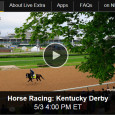 "The first horse race in the Triple Crown gets underway today with the running of the Kentucky Derby. Great news for horse race fans today is that NBC is making it easy to watch the Kentucky Derby online with a free live video stream. NBCSN […]<!-- AddThis Sharing Buttons below -->                 <div class=""addthis_toolbox addthis_default_style addthis_32x32_style"" addthis:url='http://newstaar.com/watch-kentucky-derby-online-free-live-video-stream-of-triple-crown-race/3510587/' addthis:title='Watch Kentucky Derby Online – Free Live Video Stream of Triple Crown Race' >                     <a class=""addthis_button_preferred_1""></a>                     <a class=""addthis_button_preferred_2""></a>                     <a class=""addthis_button_preferred_3""></a>                     <a class=""addthis_button_preferred_4""></a>                     <a class=""addthis_button_compact""></a>                     <a class=""addthis_counter addthis_bubble_style""></a>                 </div>"