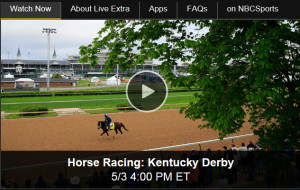 Watch Kentucky Derby Online - Free Live Video Stream of Triple Crown Race